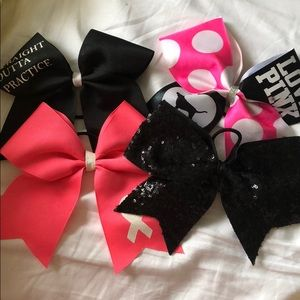 Cheer bow pack
